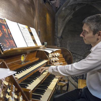 1er Festival d'orgue d'Albi