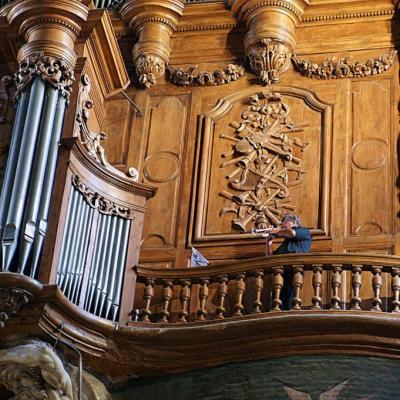 Concert : Duo Orgue et Trompette d'Arbois