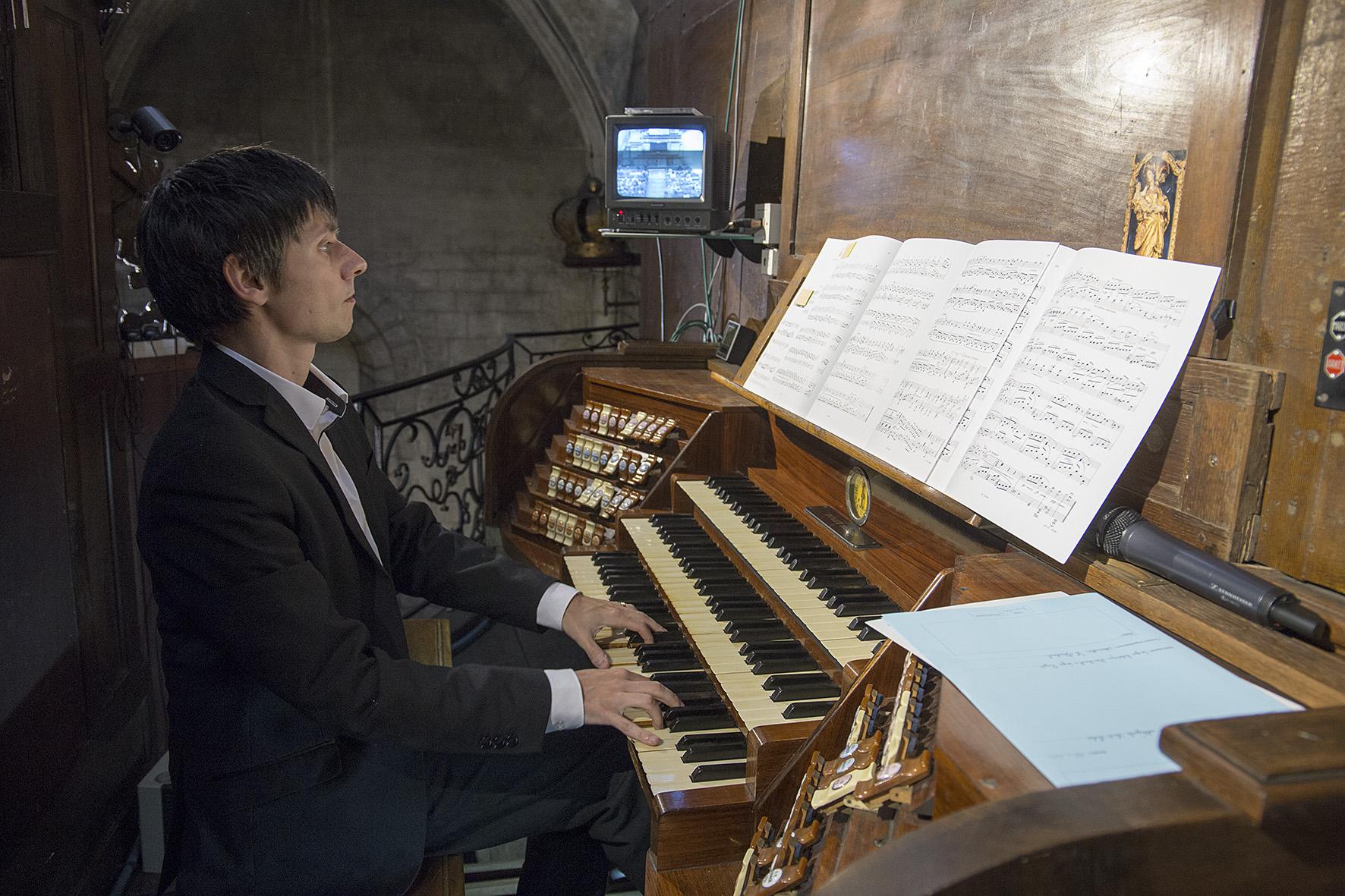 Jour de l'orgue 2018 / Concert de printemps