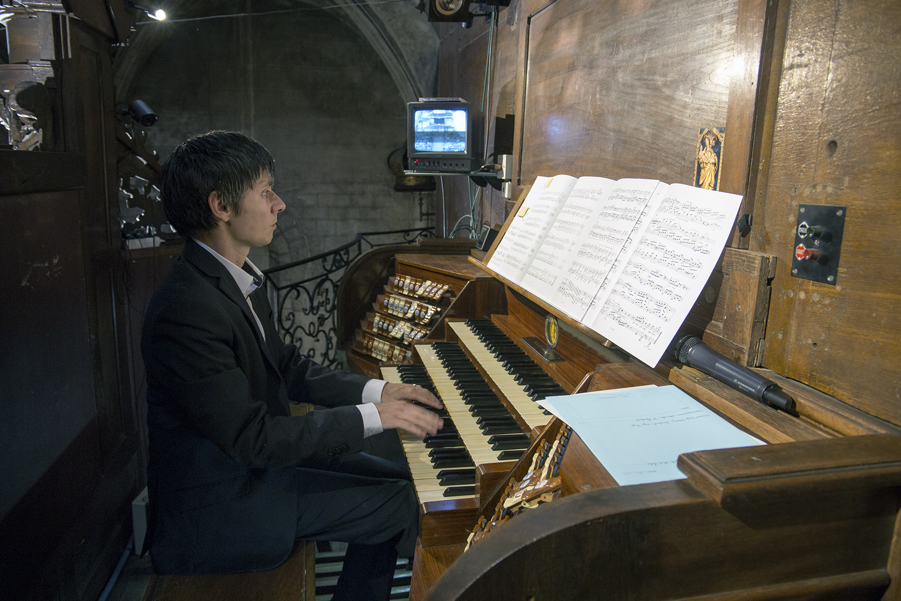 Jour de l'orgue 2018 / Concert de printemps