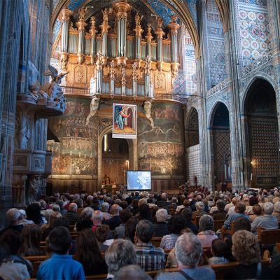 Toulouse les orgues à Albi : Alessandro URBANO (Italie)