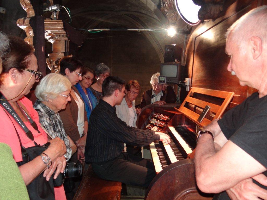 Jour de l'orgue