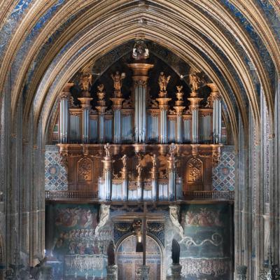 Orgue de la cathédrale