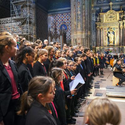 Fêtes de sainte Cécile 2019 - Orgue, intrumentsetchœurs